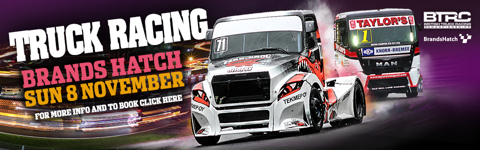 Truck Racing - Brands Hatch